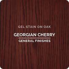 how much gel stain do i need for kitchen cabinets gf gel stain georgian cherry 1 2 pint