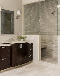 Gray Subway Tile Bathroom by 5 Tips For Choosing Bathroom Tile Gray Subway Tiles Carrara
