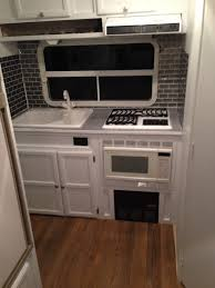 Camp Kitchen Ideas by Blog About Camper Remodel Wood Floor Peel And Stick Easy To