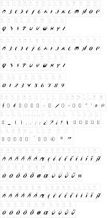 Map Of U Map Of You Font Dafont Com