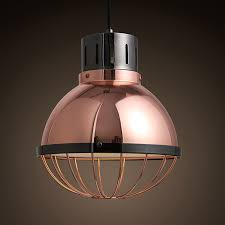 vintage copper ceiling light cheap l incandescent buy quality l plant directly from china