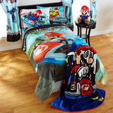 43 Best Bed In A by Super Mario Bros Twin Comforter U0026 Sheets 4 Piece Kids Bed In A
