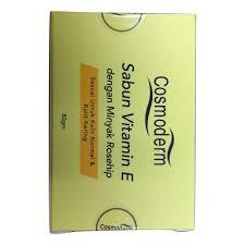Sabun Vitamin E cosmoderm vitamin e soap 80g 11street malaysia bath shower