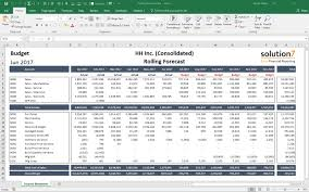 monthly work report template solution 7 excel financial reporting planning for netsuite