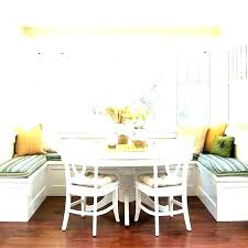 kitchen window seat ideas built in kitchen tables built in dining table and bench kitchen