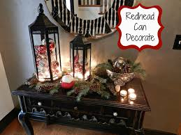 decorating like they do in the magazines can