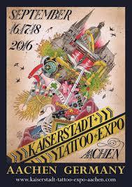 kaiserstadt tattoo expo tattoo convention in aachen