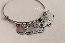 mothers bracelets with birthstones unique s day gifts 25 aftcra