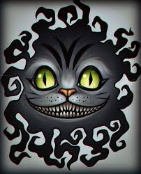 8 cheshire cat tattoo designs