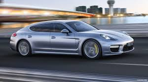 porsche panamera turbo executive 2014 porsche panamera turbo executive side hd wallpaper 6