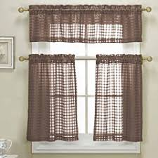 kitchen curtain sets curtains u0026 drapes for window jcpenney