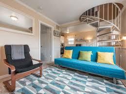 Cream Colored Shag Rug Minimalist Living Room Design Ideas Blue Turquoise Fabric Loveseat