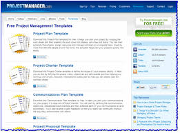 pm templates from projectmanager com u2013 project management freebies