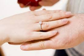 betrothal ring with betrothal ring stock photo 0635925410 57622699