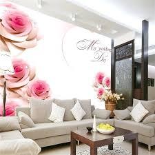 papier peint chambre romantique romantique photo papier peint grande fresque murale de mariage