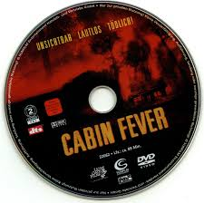 cabin fever dvd label 2002 r2 german