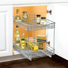 kitchen storage drawers and shelves pull out pantry wire