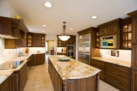 Kitchens With Cream Colored Cabinets Cream Colored Granite Countertops Also Kitchen Best Flawless 2017