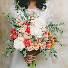 Wedding Bouquets Organic Wedding Bouquet Ideas Brides