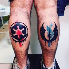 star wars symbols tattoos tattoo collections