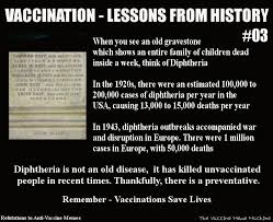 Anti Vaccine Meme - refutations to anti vaccine memes vaccination lessons from history 3