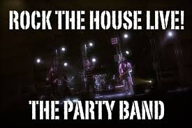 house party wedding band rock the house live band cleveland corporate entertainment band