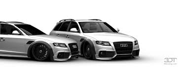 2009 audi a4 tuning 3dtuning of audi a4 allroad wagon 2009 3dtuning com unique on