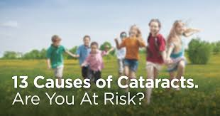 What Causes Blindness In Humans Cataracts 3 Common Types Causes Symptoms And Treatments