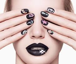 fall winter nail colors u0026 4 easy and amazing diy nail art