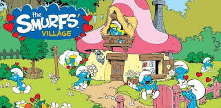 smurfs u0027 village island game game