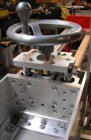 fabricated a z axis on legacy ornamental mill model 1800 router