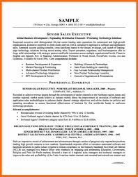 Technology Sales Resume Examples by 11 Sales Resume Examples Credit Letter Sample