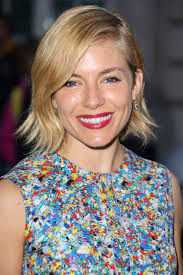 whatbhair texture does sienna miller have lob haircut 2015 wavy lob luxe chatswood chase