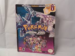 pokemon black white official guide and pokedex official guide