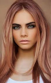 rose gold hair i think that s the color i want for summer 2015