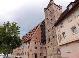 geschichte der architektur kaiserburg nürnberg burggrafenburg und städtische bauten der