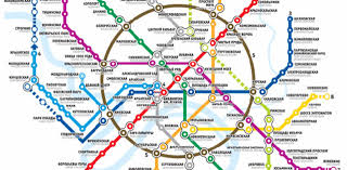 Metro Map New York by Shadowy Design Mind Artemy Lebedev Speaks About His New Moscow