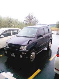 Terios V1 To Be U2014 Logbook Daihatsu Terios 2000 On Drive2