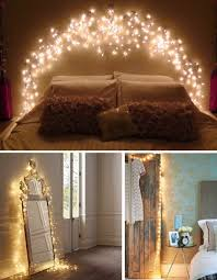 Decorative string lights for bedroom photos and video