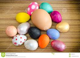 quail eggs painted by kids crafts for easter eggs handmade of