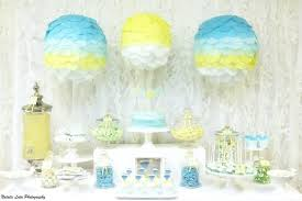 baby shower table centerpieces 20 boy baby shower decoration ideas spaceships and laser beams