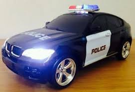 remote control police car with lights and siren police car bmw x6 rechargeable radio remote control car siren lights