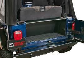 2006 tj jeep wrangler tj tailgate enclosure