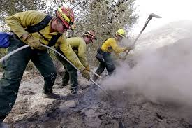 Wildfire Suppression Equipment by Wildfires Are More Expensive To Fight Than Ever But Once Again