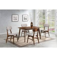 Dining Chair Outlet Coaster Company Chestnut Dininig Table Dininig Table Brown