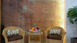beautiful houses with exposed brick walls youtube