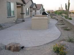Cement Designs Patio Brilliant Backyard Cement Patio Ideas Back Yard Concrete Patio