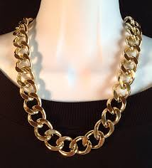 gold necklace chunky chain images Gold chain necklace large gold chain chunky gold chain jpg