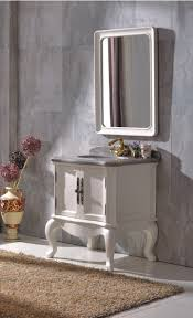 wooden bathroom cabinets compare prices on solid wood bathroom cabinets online shopping
