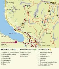Std Map Sportklettern Achensee